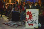 Se realizó el palazo cultural contra el vaciamiento oficial en Paraná