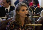 """Stefanía Cora: """"Hay una situación de desidia respecto al Municipio y frente a los trabajadores"""""""