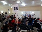 El Congreso de Agmer resolvió un paro en suspenso en caso de no haber una oferta superadora
