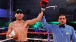 El paranaense Daniel Aquino ganó por nocaut en Los Polvorines