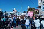 La CCC cortó Avenida Ramírez para exigir la implementación de la Ley de Emergencia Social