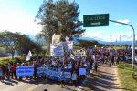 Marcharon en Jujuy en reclamo de juicio y castigo
