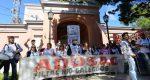En Santa Cruz los docentes continúan el paro