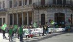 ATE se movilizó a la Municipalidad por la situación de los jardines maternales