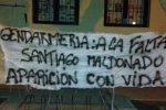 El reclamo por la aparición de Santiago Maldonado atravesó las elecciones