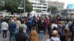 Paraná se movilizó para exigir la aparición con vida de Santiago Maldonado