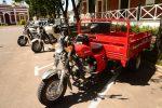 La Municipalidad de Paraná entregará 20 motocarros para reemplazar vehículos de tracción a sangre