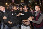 El Sindicato de Prensa denuncia represión y reclama la libertad de los periodistas y fotógrafos detenidos
