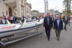 El Gobierno de Entre Ríos adquirió vehículos y embarcaciones para atender situaciones de emergencia
