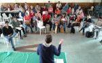 ATE realizó un plenario de enfermería y pidió urgente convocatoria por pases a planta y recategorizaciones