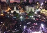 Miles de personas exigieron la aparición con vida de Santiago Maldonado