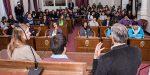 Comenzó la instancia departamental del Senado Juvenil