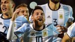 Lio Messi brilló y nos lleva al Mundial