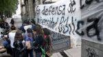 Las universidades públicas piden más fondos para 2018