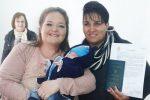 Las mamás de Santa Elena lograron la doble filiación