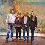Se definieron las obras seleccionadas del 54º Salón Anual de Artistas Plásticos