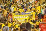 Paracao campeón de la Liga Santafesina Masculina de Voley