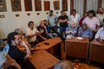 ATE lanzó un paro y movilización nacional contra la reforma laboral