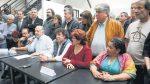 Las dos CTA rechazaron el proyecto de reforma laboral del Gobierno