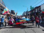 Movilizaciones tras el asesinato de Rafael Nahuel