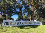 Paraná: abrazo colectivo en defensa del Parque Botánico