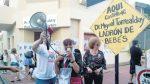 Agrupación Hijos escrachó la casa del médico Miguel Torrealday