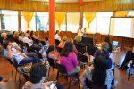 Se realizó un taller sobre prevención de la violencia de género en Villa Libertador San Martín
