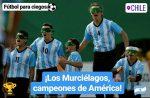 Fútbol para ciegos: Argentina se quedó con la Copa América