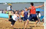 Asi fueron los Podios de los Juegos Argentino de Playa