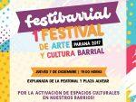 Paraná: se realiza el primer Festival de Arte y Cultura Barrial