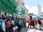 Entre Ríos se movilizó contra las reformas laboral y previsional