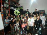 Paraná: Mamá Cultiva interviene la plaza 1 de Mayo por el uso terapeútico de cannabis