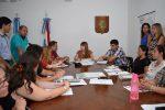 La ministra de Salud se reunió con la comisión de salud mental de ATE