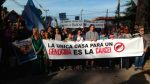 Continúan las marchas en repudio a la prisión domiciliaria del represor Etchecolatz