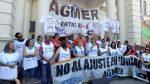 Agmer realizará una doble jornada de protestas