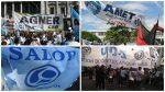 Los gremios docentes entrerrianos se suman al paro nacional contra el ajuste y la represión
