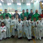 Los alumnos de Taekwon-do del club Oro Verde competiran en el Nacional