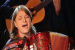 La acordeonista y compositora Marcia Müller se presenta en Compositoras