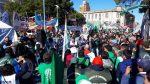 Con paro y movilización en Entre Ríos, comienza la doble huelga nacional