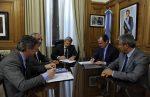Bordet firmó el convenio de modificación del consenso fiscal