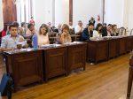 Concejales del FPV se sumaron al paro y movilización en Paraná