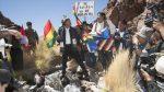 Bolivia contrademanda a Chile y pide la soberanía de las aguas del Silala