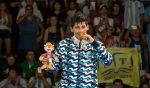 Oro Olímpico para Brian Arregui