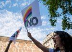 Con críticas a Piñera, hubo movilizaciones a 30 años del plebiscito que le dijo NO a Pinochet