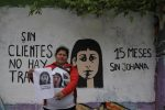 Balean la casa de la madre de Johana Ramallo, desaparecida hace 15 meses