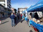 El Mercado en tu Barrio se instala este miércoles en Peatonal San Martín