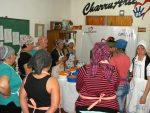 Desalojaron al taller socio-cultural Charruarte