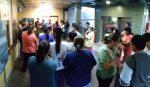 ATE realiza retenciones por doce horas en el hospital San Martín