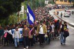 Luego de la represión en México, se multiplicó la Caminata del Migrante