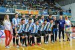 Victoria de la Selección Argentina de Futsal en nuestra cuidad